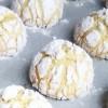Kabuğu Bile İşe Yarıyor: Limonlu Kurabiye Tarifi
