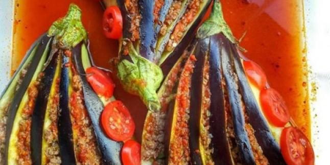 Patlıcan Aşkına: Yelpaze Kebabı Tarifi
