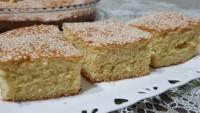 Yuvarlak Tepside Yaptık: Susamlı Kek Tarifi