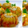 Bol Malzemeli: Yoğurtlu Patates Salatası Tarifi