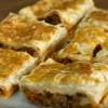 Puf Puf Oldu: Kıymalı Garnitürlü Milföy Böreği Tarifi