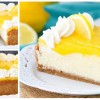 Yumurta Kokmayan: Limonlu Cheesecake Tarifi