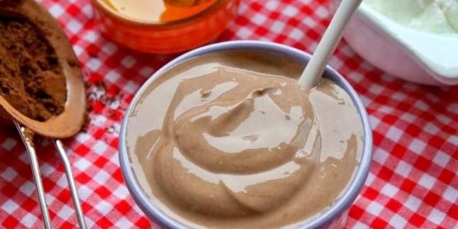 Bebekler için Kakaolu Tatlı Tarifi ( 12 Aylık + )