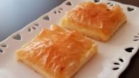 Baklavalık Yufkadan: Laz Böreği Tarifi