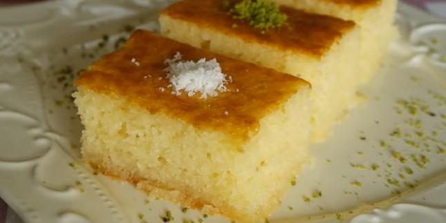 Saray Lezzeti: Revani Tatlısı Tarifi