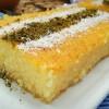 3 Dakika Tatlısı: Sütlü Şerbetli İrmik Tatlısı Tarifi