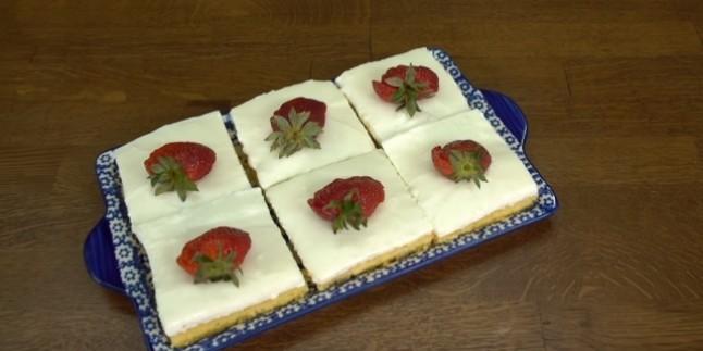 Kıvamı Yerinde: Gelin Pastası Tarifi