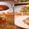 Ramazan 12. Gün Özel İftar Menüsü