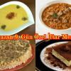 Ramazan 9. Gün Özel İftar Menüsü