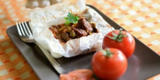 Şık İftar Sofralarına Özel: Kağıt Kebabı Tarifi