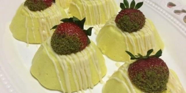 Haziran Geliyor: Limonlu Yaz Tatlısı Tarifi
