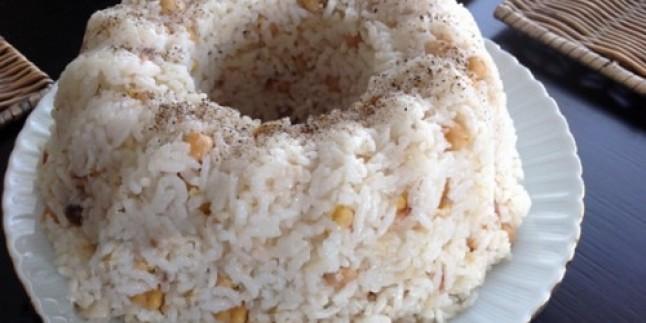 Çok Fonksiyonlu: Nohutlu Pirinç Pilavı Tarifi