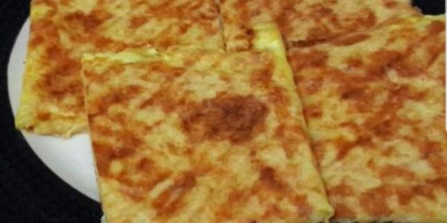 Glutensiz : Patates Tostu Tarifi