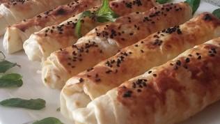 Hazır Yufkadan : Patatesli Çıtır Börek Tarifi