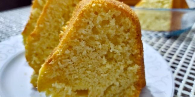 Sünger Gibi Dokusuyla: Kolay Kek Tarifi