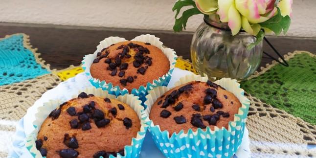 Pamuk Gibi Oldu: Muffin Kek Tarifi