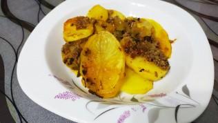 Fırında Yaptık: Patates Oturtma Tarifi