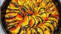Fransız Mutfağından : Ratatouille Tarifi