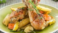 Lokum Gibi: Fırın Poşetinde Tavuk Tarifi