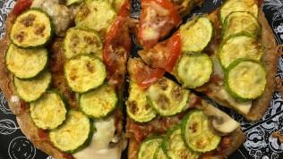 Kilo Korkusu Olanlara; Fit Pizza Tarifi