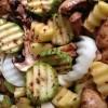 Tam Mevsimi: Fırında Karışık Sebze Tarifi