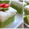 Görsel Şölen: Ispanaklı Gelin Pastası Tarifi