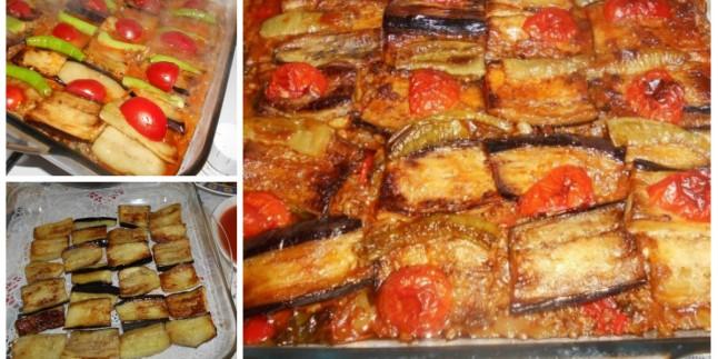 Fırın Yemeği: Patlıcan Musakka Tarifi