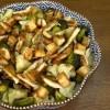 Farklı ve Doyurucu: Fırınlanmış Tavuklu Sebze Salatası Tarifi