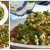 Tok Tutar: Haşlanmış Nohut Salatası Tarifi