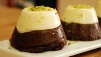 İki Renkli: Kakaolu İrmik Tatlısı Tarifi