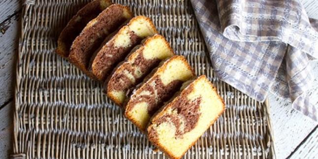 Marble Diye Anılır: Kakaolu Mermer Kek Tarifi