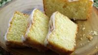 Çayın Habercisi: Limonlu Kek Tarifi