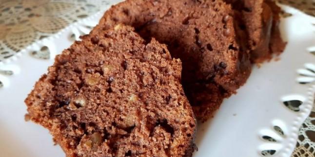En Tatlısından: Muzlu Kek Tarifi