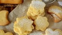 5 Malzeme ile Yaptık: Pudra Şekerli Kurabiye Tarifi
