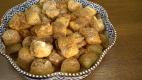 Pelin Karahan'dan: Suda Yufka Tatlısı Tarifi