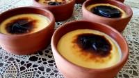 Güveç Kabında: Süt Helvası Tarifi