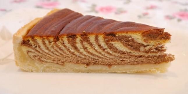 Labne Peynir Hazırlansın: Zebra Cheesecake Tarifi