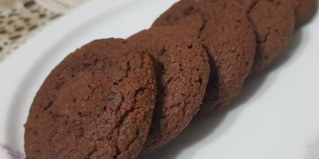 Hem İçi Hem Dışı: Çikolatalı Kurabiye Tarifi