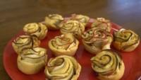 Pelin Karahan'dan: Elmalı Tarçınlı Gül Şeklinde Kurabiye Tarifi