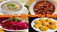 Ramazan 11. Gün Özel İftar Menüsü