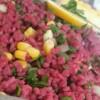Ramazana Özel: Mor Bulgur Salatası Tarifi