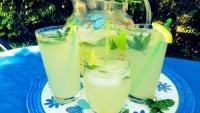 Sıcaklar Geliyor: Naneli Limonata Tarifi
