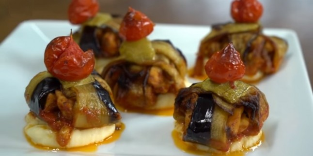 Porsiyonluk Lezzet: Tavuklu İslim Kebabı Tarifi