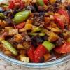 Yaz Hafifliği: Fırında Zeytinyağlı Sebze Kebabı Tarifi