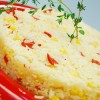 Biber Ve Mısır; Pirinç Pilavı Tarifi