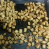 Çorba İçin; Çıtır Ekmek Granola Tarifi