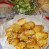 5 Dakikalık; Atıştırmalık Patates Tarifi