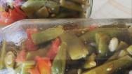 Kış Hazırlıklarına Devam : Taze Fasulye Konservesi Tarifi