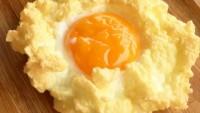 Çocuklar Bayılacak : Bulut Yumurta Tarifi