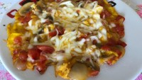 Kahvaltının Yıldızı: Pizza Omlet Tarifi